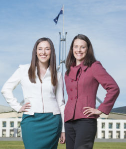Photo: Stephen Corey and Canberra Weekly Magazine. Shot on location at Federation Mall near Parliament House, Canberra.