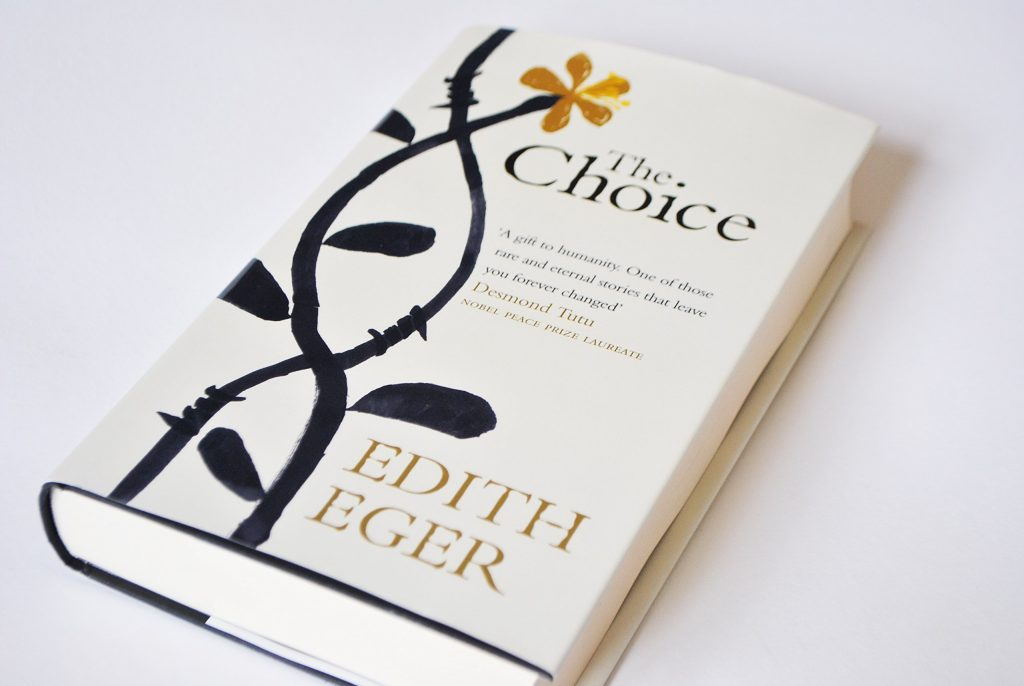 The Choice: A Memoir by Dr. Edith Eva Eger - Country To Canberra
